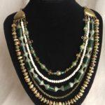 Necklace Regal Multi-rows 02