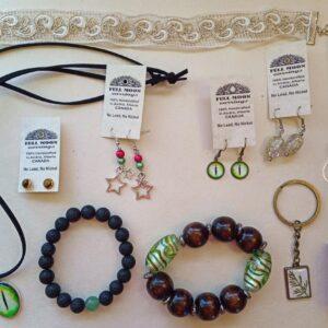 Light Green Mix Jewelry Bento Box