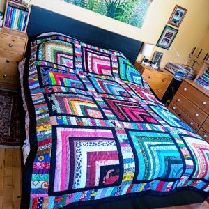 Funky Squares Quilt